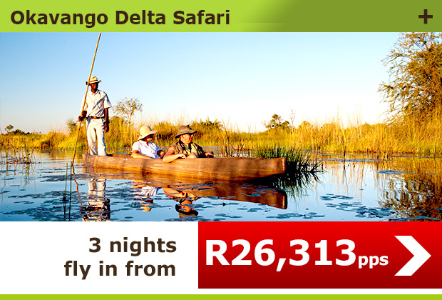 Okavango Delta Packages