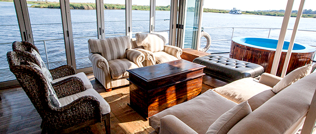 deck packages chobe princess houseboat package maplangacoza